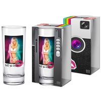 HOT SHOT - szklanka Long Drink 220ml - Kobiety - Roxy