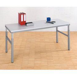 System stanowisk pracy, regulacja wysokości 650 - 1000 mm, stół podstawowy, szer marki Rau