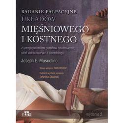 Badanie palpacyjne układów mięśniowego i kostnego z uwzględnieniem punktów spustowych, stref odruchowych