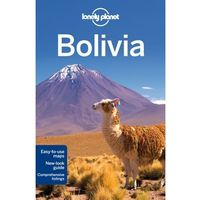 Boliwia Lonely Planet Bolivia (2013)