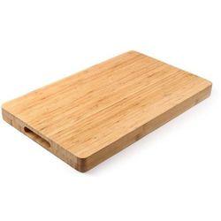 Drewniana deska do krojenia z uchwytami | różne wymiary marki Hendi