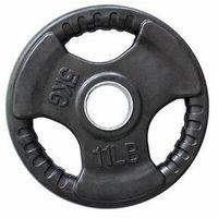 Hms Talerz olimpijski ogumowany tok 5 kg  - 5 kg