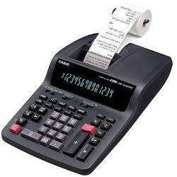 Kalkulator z drukarką dr320tec marki Casio