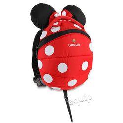 Littlelife Plecaczek  disney - myszka minnie, kategoria: tornistry i plecaki