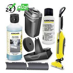 Fc 5 mop elektryczny (300mm, 60m2/h) + rm 536 500ml #sklep specjalistyczny #karta 0zł #pobranie 0zł #zwrot 30dni #raty 0% #gwarancja d2d #leasing #wejdź i kup najtaniej marki Karcher