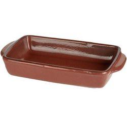 Ceramiczna forma do pieczenia, kolor brązowy (5902973403411)