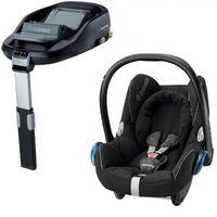 Fotelik Maxi-Cosi CabrioFix + baza familyfix Digital Black