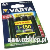 akumulator power accu 56756 4 2400mah,aa hr06/aa darmowy odbiór w 19 miastach! od producenta Varta