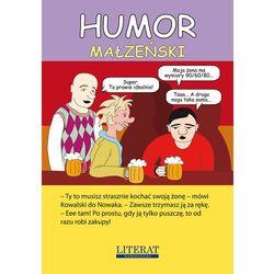 Humor małżeński - Wysyłka od 3,99 - porównuj ceny z wysyłką (kategoria: Humor, komedia, satyra)
