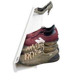 Listwa na buty 120 cm biała, JMEHOR1200-WHT