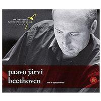 Beethoven: Complete Symphonies (CD) - Paavo Jarvi, Deutche Kammerphilharmonie Bremen