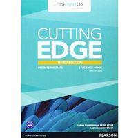 Cutting Edge 3rd Edition Pre-Intermediate. Podręcznik + DVD + MyEnglishLab, Pearson