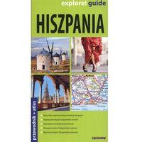 Hiszpania 2w1 Przewodnik + atlas - Praca zbiorowa (9788375464887)