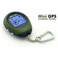 Turystyczny Lokalizator Osobisty GPS (dla grzybiarzy...) + Brelok + Podświetlenie...