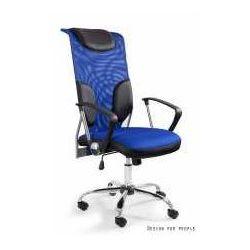 Fotel thunder niebieski - zadzwoń i złap rabat do -10%! telefon: 601-892-200 marki Unique meble