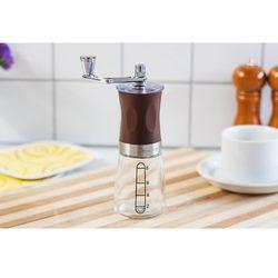 KLAUSBERG Młynek do kawy ręczny
