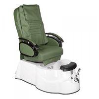 Fotel pedicure spa br-3820d zielony marki Vanity_b