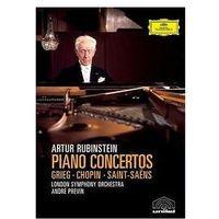 In Concert: Grieg, Saint-Saens, Chopin - Artur Rubinstein