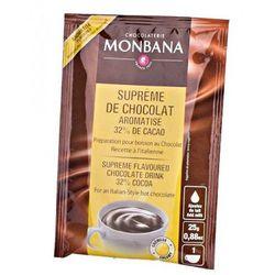 Karmelowa czekolada na gorąco Monbana - saszetka 25g z kategorii Kakao