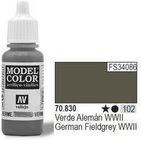VALLEJO Farba Nr102 Fieldgrey 17ml