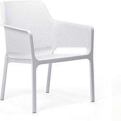 Krzesło ogrodowe Net Relax białe, 40327.00.000