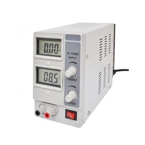 Zasilacz z pojedynczym wyjściem, dwa wyświetlacze (15V 2A) - produkt z kategorii- Transformatory