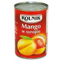 Mango w syropie 425 ml  marki Rolnik