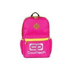 Plecak młodzieżowy CoolPack Neon różowy N001 - PATIO