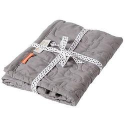 contour kołderka grey 80x100 marki Done by deer