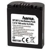 akumulator 7,2v/700 mah panasonic cgr-s006e marki Hama