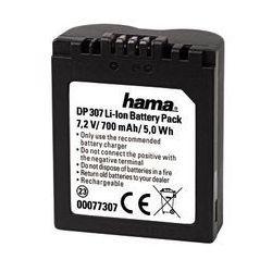 akumulator 7,2v/700 mah panasonic cgr-s006e, marki Hama