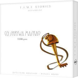 Rebel, T.I.M.E Stories: Tajemnica Maski, gra towarzyska - produkt z kategorii- Gry planszowe
