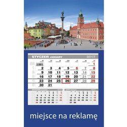 Kalendarz 2017 jednodzielny