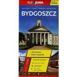 Bydgoszcz, Koronowo, Solec Kujawski. Plan miasta 1:23 000. Europilot wersja plastik (Daunpol)