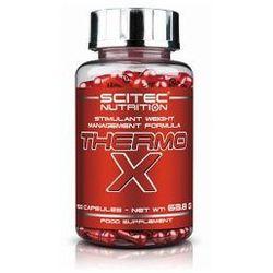 SCITEC Thermo X 100caps - produkt z kategorii- Redukcja tkanki tłuszczowej