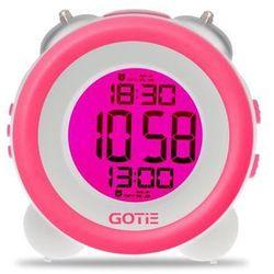 Gotie budzik elektroniczny z mechanicznym dzwonkiem gbe-200r darmowa dostawa do 400 salonów !! (5904730198349)