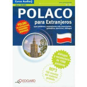 Polski Dla Obcokrajowców Hiszpańskojęzycznych. Kurs Audio (Książka +Cd Mp3) (198 str.)