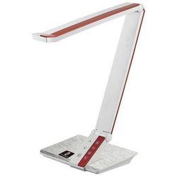 Aigostar Lampa biurkowa led żuraw 10w czerwona 178673 - czerwony