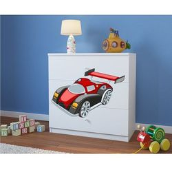 Komoda Babydreams - Auto wyścigowe