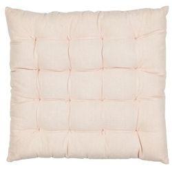 Poduszka na krzesło Rural 36 x 36 cm różowa