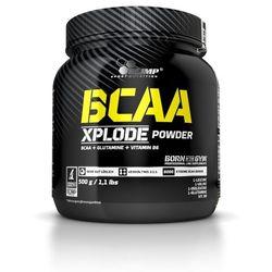Olimp BCAA Xplode powder 500g truskawka z kategorii Aminokwasy