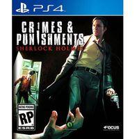 Sherlock Holmes Zbrodnia i kara (PS4)