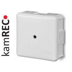Mini kamera z czujnikiem ruchu w atrapie puszki elektrycznej czuwanie 8 dni
