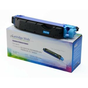 Toner cw-k5140cn cyan do drukarek kyocera (zamiennik kyocera tk-5140c) [5k] marki Cartridge web