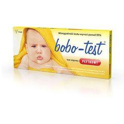 BOBO-TEST test ciążowy płytkowy 1szt z kategorii Testy ciążowe