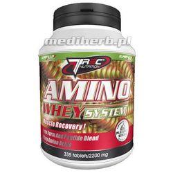 Trec Amino Whey Systen V.I.P. Series - 335 tabl z kategorii Odżywki zwiększające masę