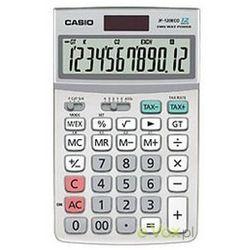 Kalkulator Casio JF-120ECO Darmowy odbiór w 19 miastach!, JF-120ECO