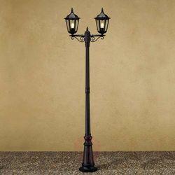 Konstsmide Firenze lampy stojące Czarny, 2-punktowe - Klasyczny - Obszar zewnętrzny - Firenze - Czas dostawy