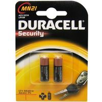 2 x bateria do pilota samochodowego  23a mn21 marki Duracell