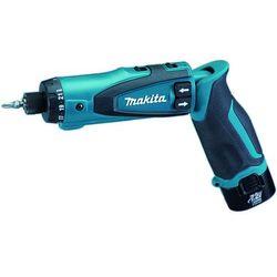 Makita Akumulatorowy wkrętak 7,2 v  df010dse, kategoria: pozostałe narzędzia elektryczne